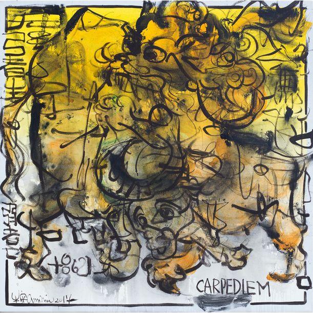 Carpe Diem - Winning & Losing by Ann Niu