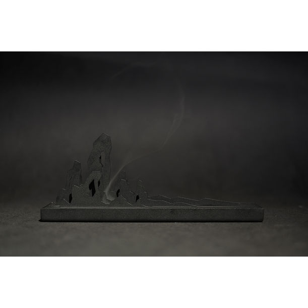 Incense Burner (Mountain) by Alan Chan