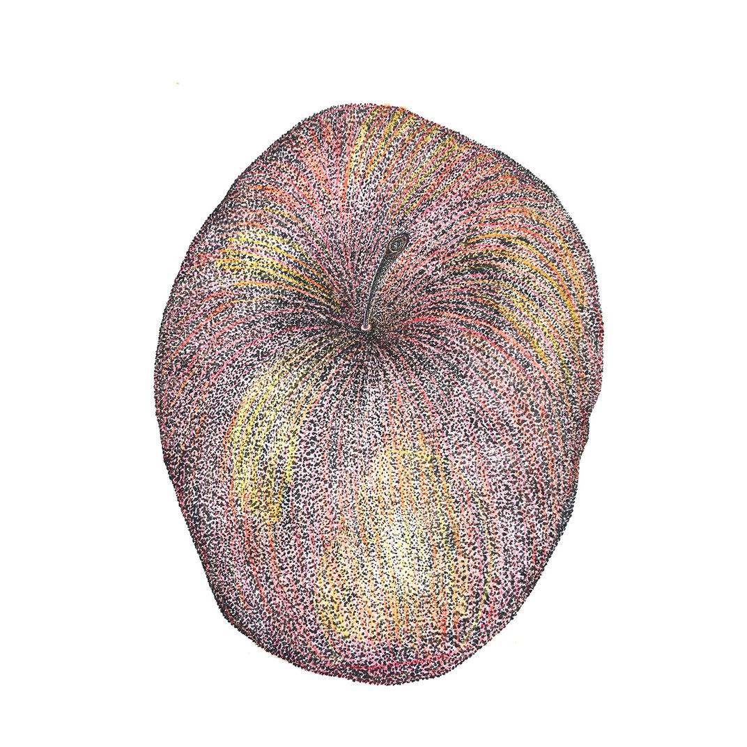 WfH Series - Delicious Apple by Lui Fung Ngar, Eddie