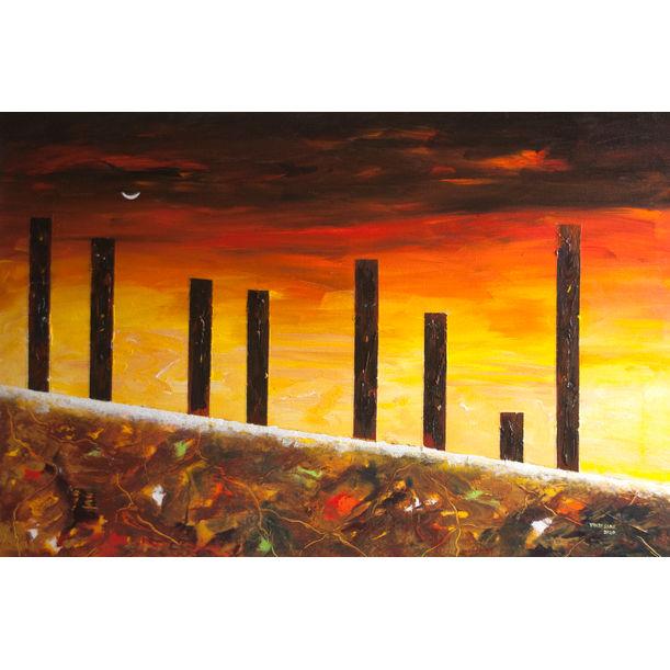 Mystic Sentinels by VINAY SANE