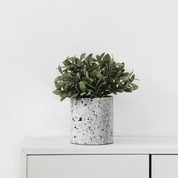 Terrazzo Planter by Bentu Design