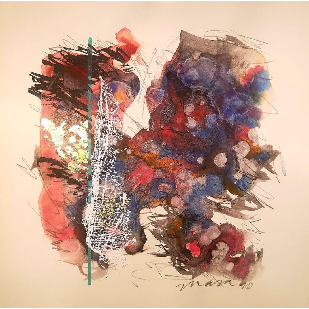 Facile Ground 2/3 by Mark Anton Masa