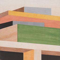 Structure-Shelf by Jae Won Choi