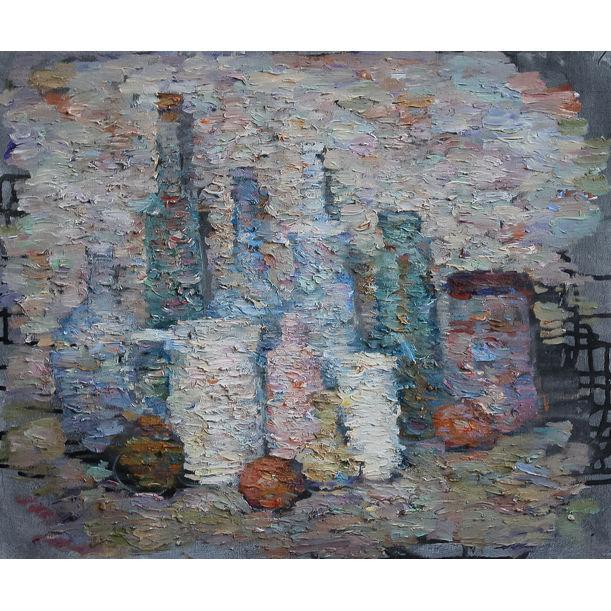 Objects by Varvara Vyborova