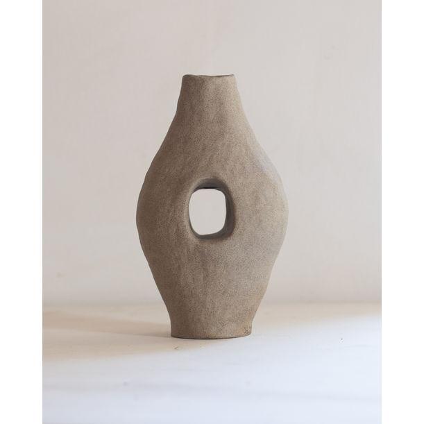 Single stem vase by Iryna Garkusha