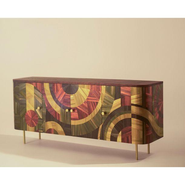 Cabinet Solomia by Ruda Studio
