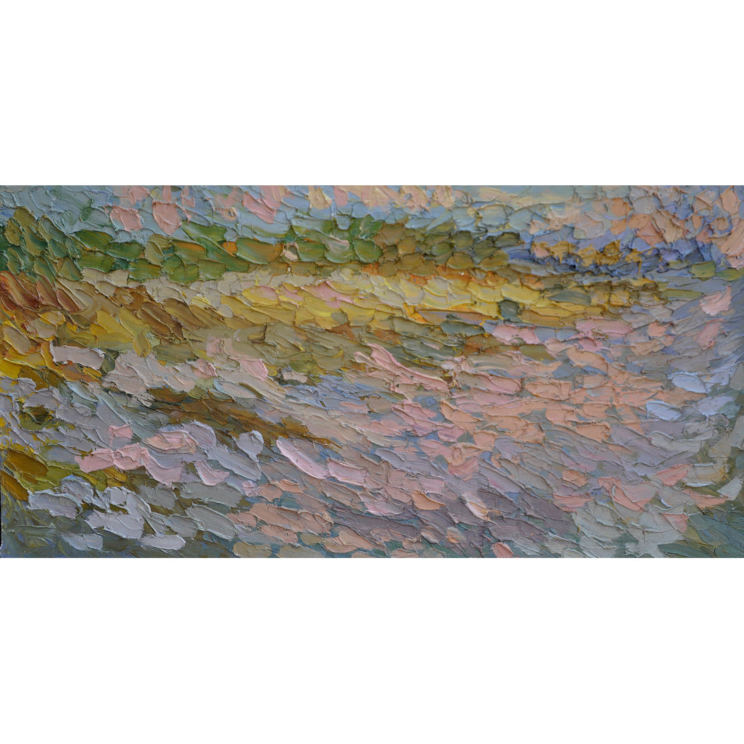 Silver River by Olga Bezhina