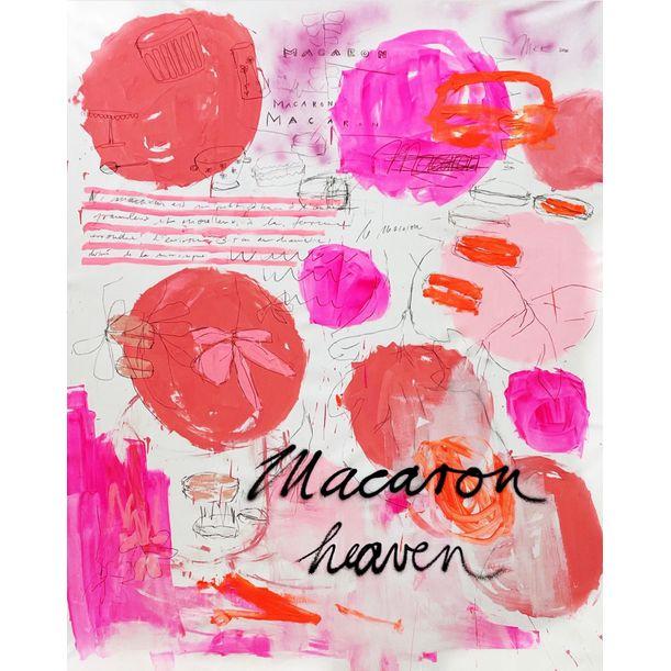 Macaron Heaven by Manuela Karin Knaut
