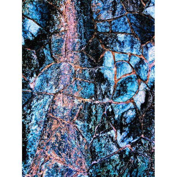 Blue Rock 3 by Lau King
