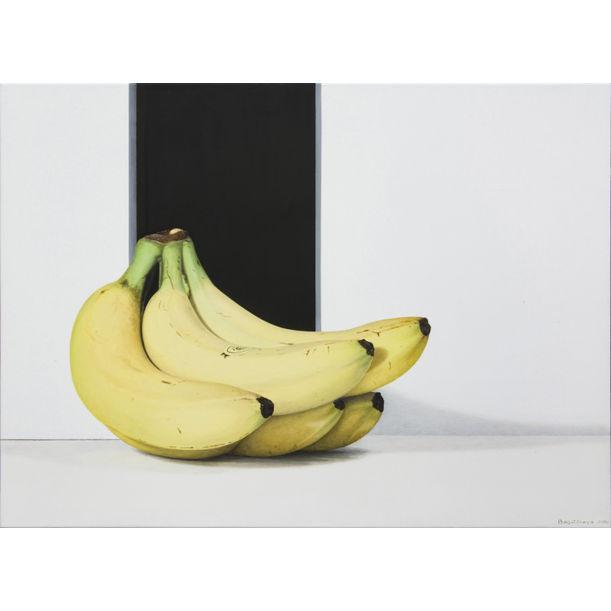 Just Bananas... by Nataliya Bagatskaya