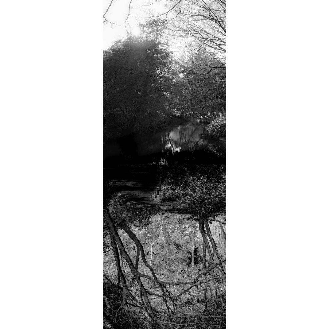 Reflecting landscape 05 by Yasuo Kiyonaga