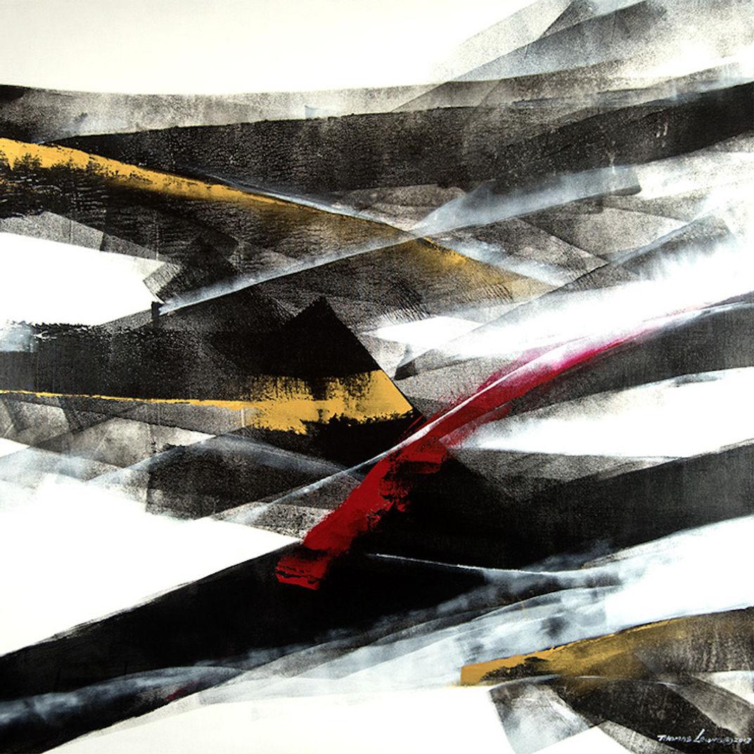Exchange II by Thomas Leung