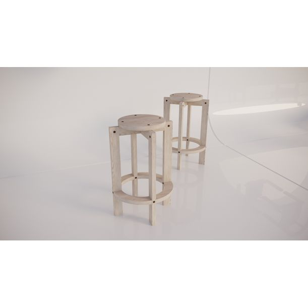 Stool02 by Matthew Seabrook