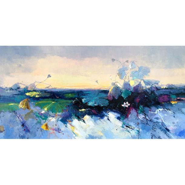 Waterlily 131 by Jingshen you