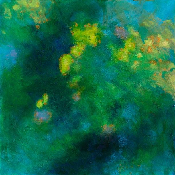 So green by Fabienne Monestier