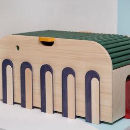 Sam, The Toy Box by Charles Kalpakian