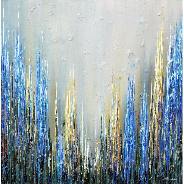 SHADE OF WILDFLOWERS II by Daniela Pasqualini