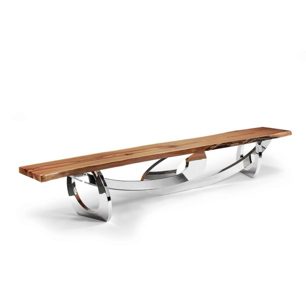 Sitz! bench by Barberini & Gunnell