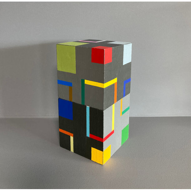 Cubes cd by Luis Medina