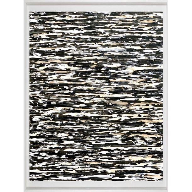 Visual Dance II - Black & White by Daniela Pasqualini