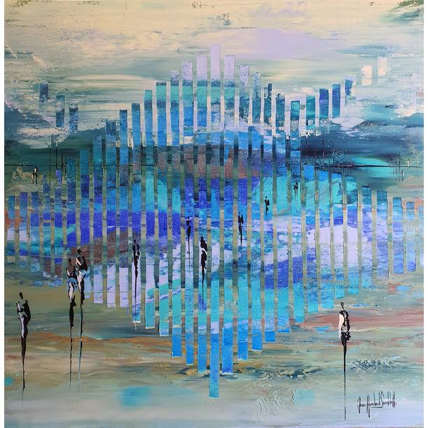 BLUE ILLUSION by Jean-Humbert Savoldelli