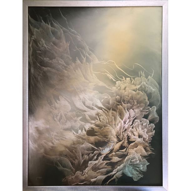 Night Fragrance I by Ludmila Budanov