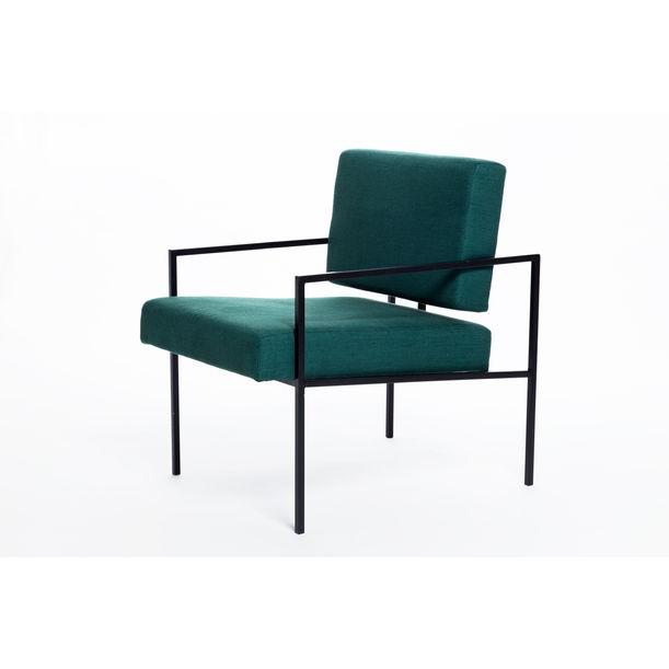 Helena armchair model A by Samuel Lamas