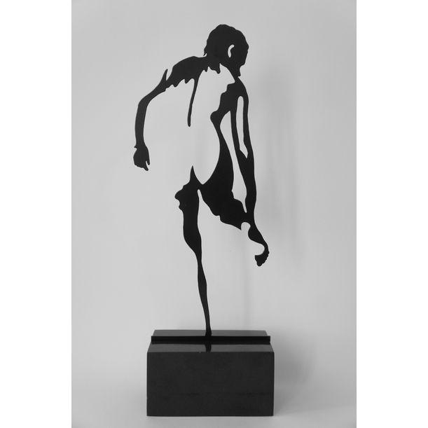 Shadow 11 Maquette Aphrodite Adjusting Her Sandal by Jonathan Thomson