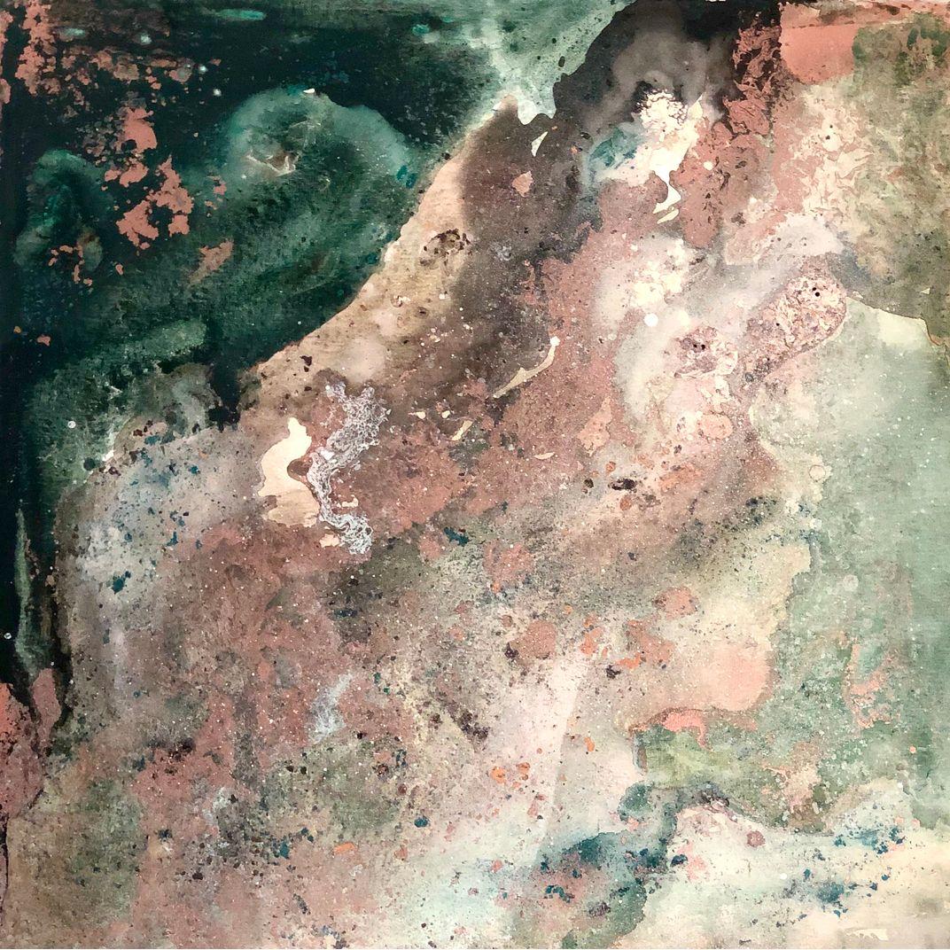 Earth by Anna Andretta