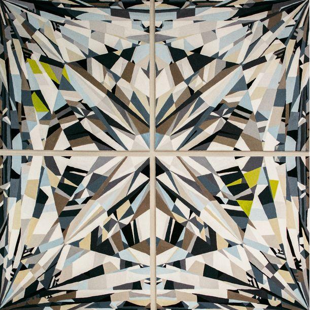 Diamond No 1 by Marina Astakhova