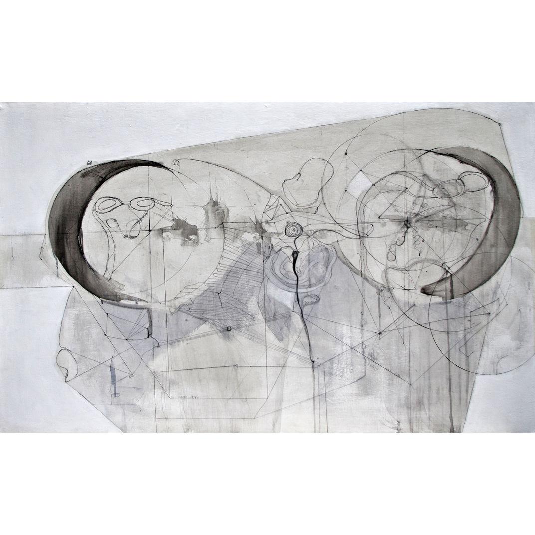 Architectural system machine organism 3 by Simi Gatenio