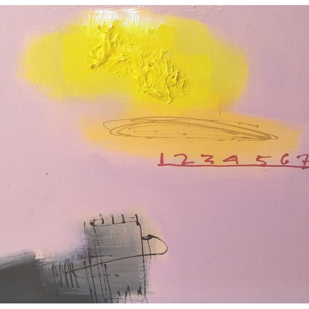 Under The Yellow Light by Sri Pramono