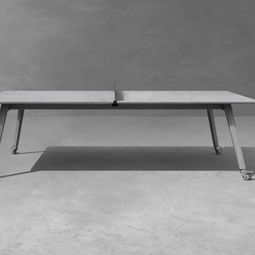 Concrete Ping Pong Table by Bentu Design