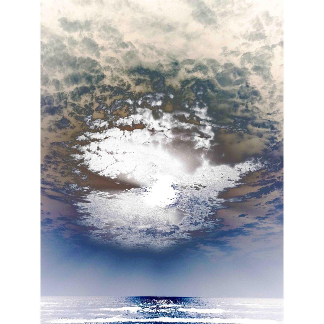 Moonset on Keplar II by Sumit Mehndiratta