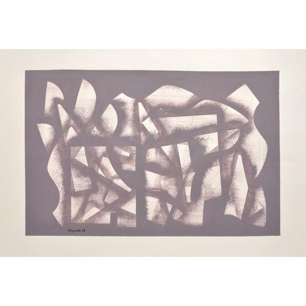Abstraction  302 by Manuel Izquierdo