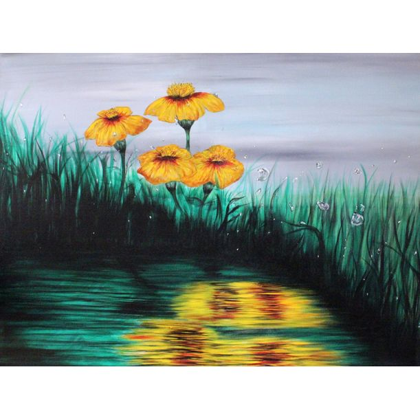 Hope Floats by Shveta Saxena