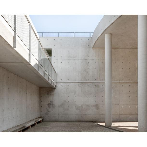 Fabrica Research Centre, Tadao Ando by Karina Castro