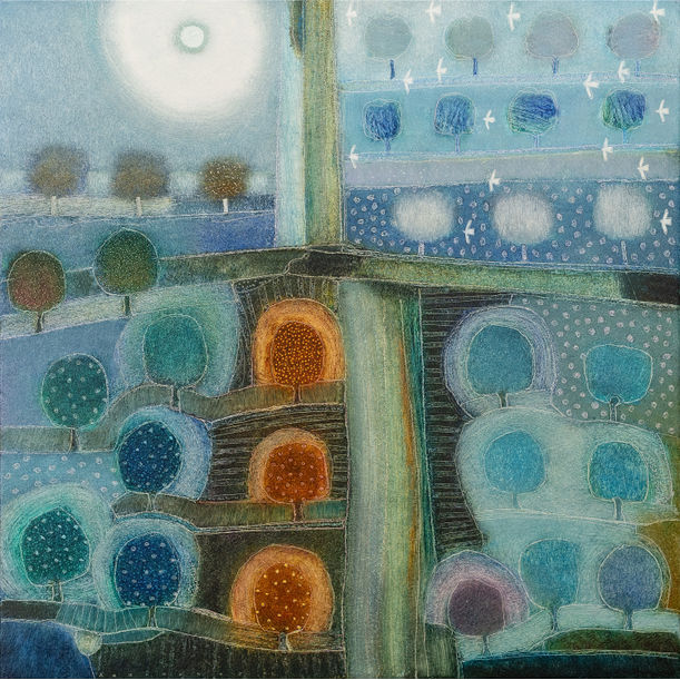 By the light of the moon by Rob van Hoek