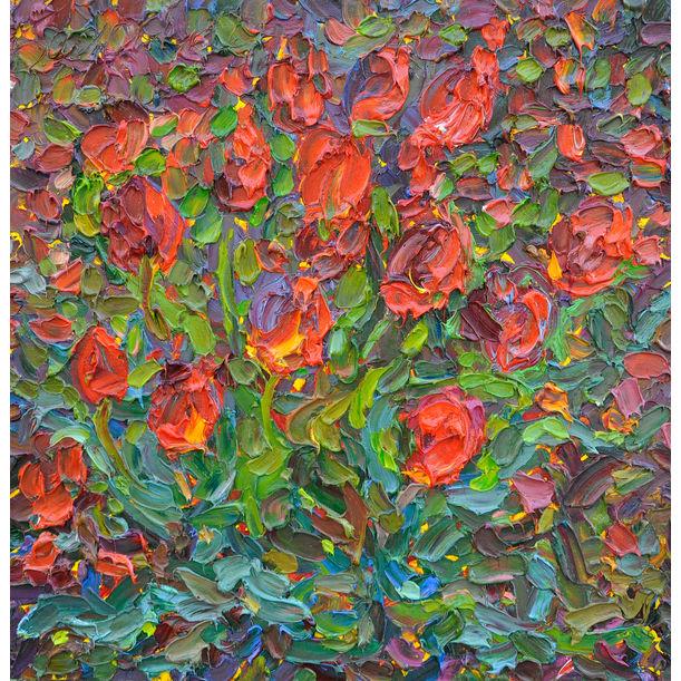 Tulips by Olga Bezhina
