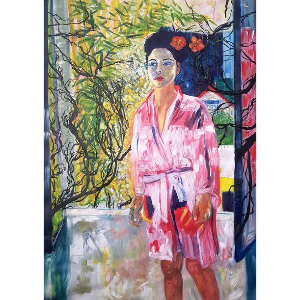Geisha by Linda Bachammar