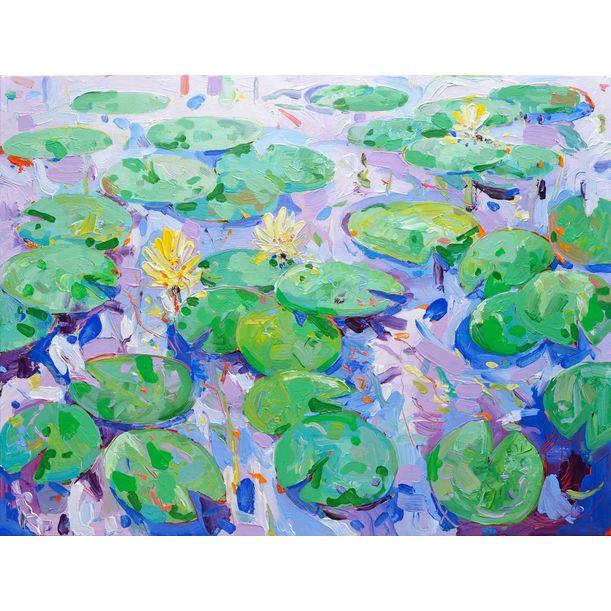 Tasman Lily Pond 22 by Joseph Villanueva
