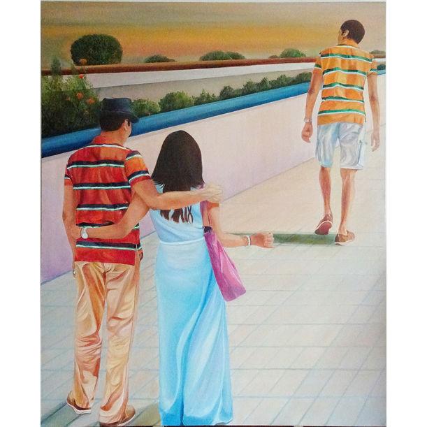 walk of life by Shubhi Gupta