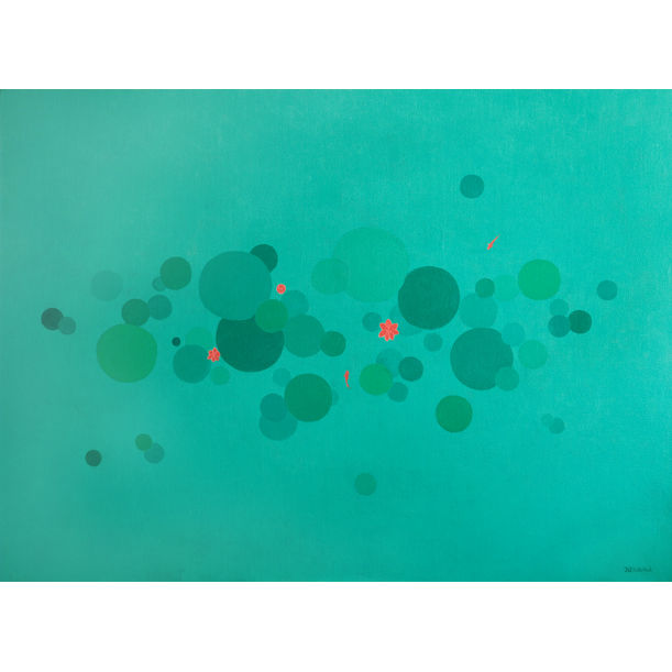 Lotus by Yuan Hua Jia