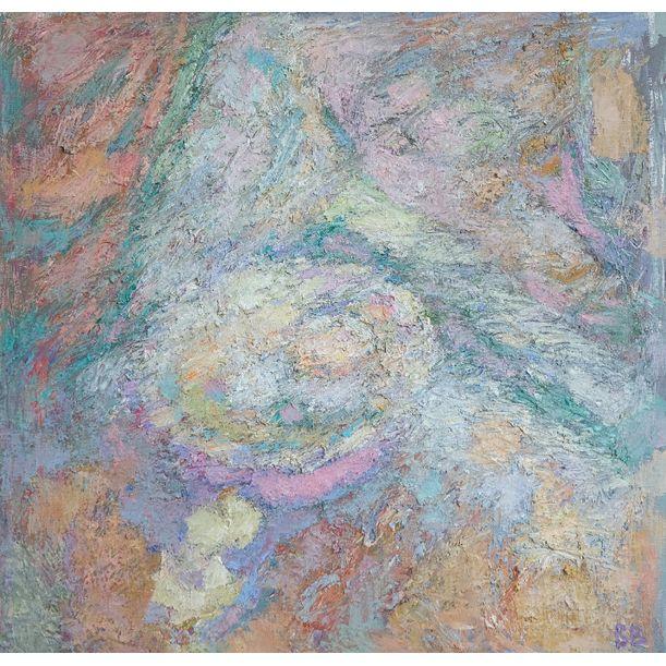Basin of Plaster by Varvara Vyborova