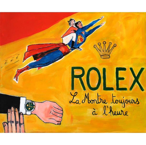 Rolex by Richard Boigeol