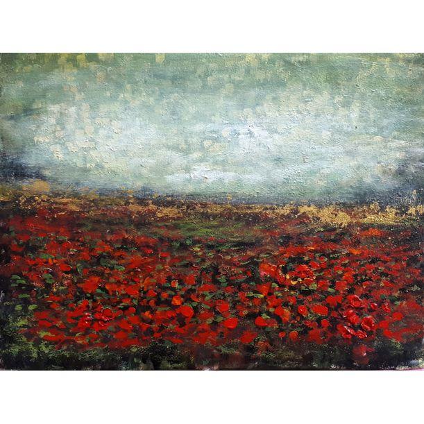 Dream field by Ayesha Nazneen