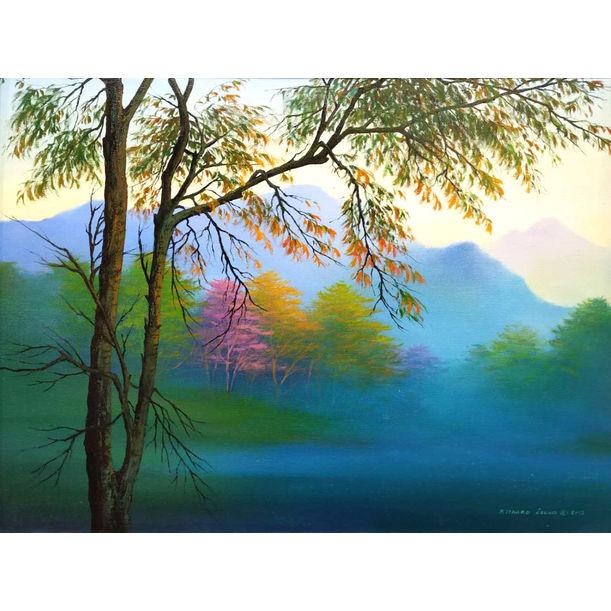 Spring time by Richard Leung