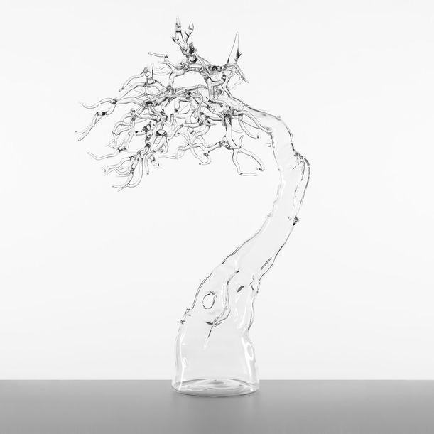 Glass Bonsai -2020 by Simone Crestani