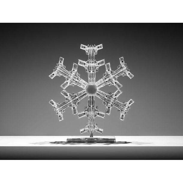 Snowflake 1 by Huang Yulong