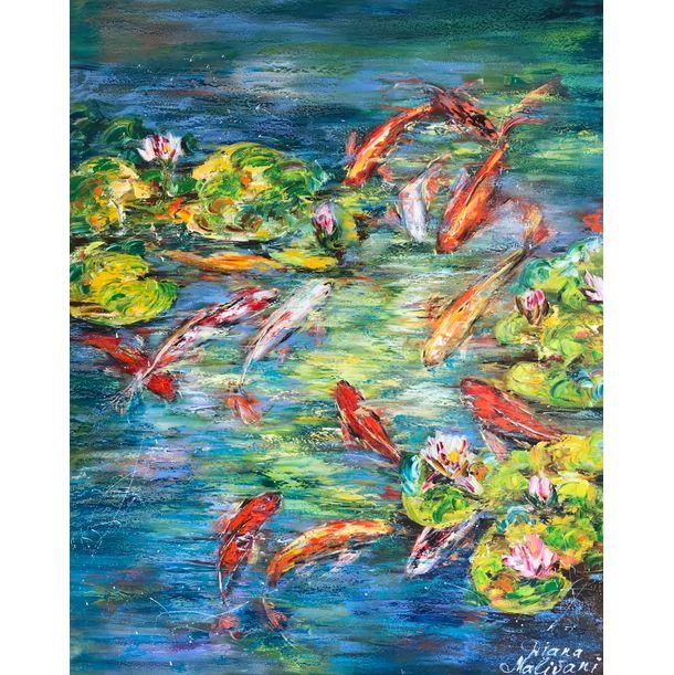 Fish by Diana Malivani